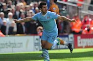 'My future is at Manchester City' - Aguero