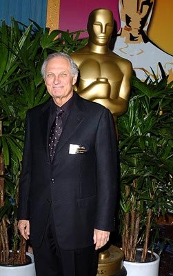Alan Alda Best Supporting Actor Nominee - The Aviator 77th Academy Awards Luncheon Beverly Hills, CA - 2/7/2005