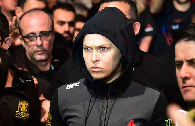 15 Things You Didn't Know About Ronda Rousey