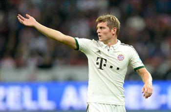 Bayern Munich rule out Kroos sale amid Manchester United interest
