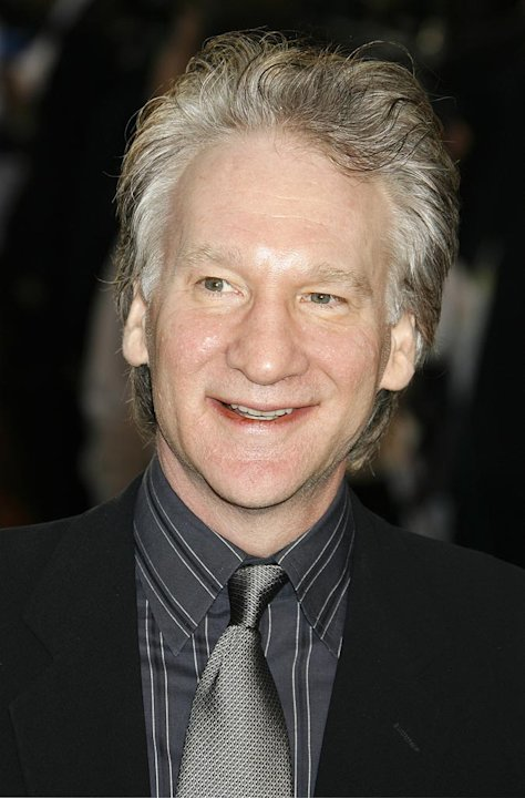 Bill Maher at the 2007 Vanity Fair Oscar Party Hosted by Graydon Carter.