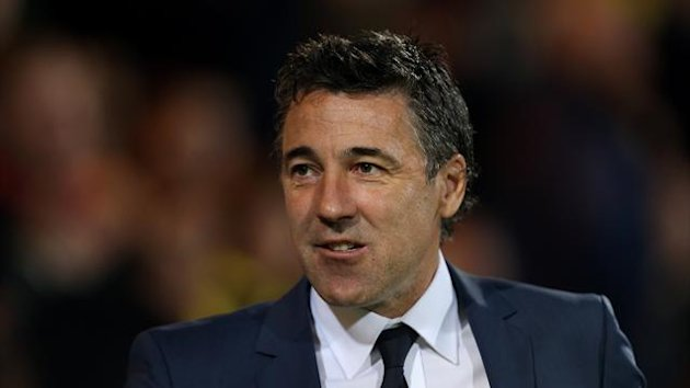 Dean Saunders felt his side were lucky to take a point from Swindon