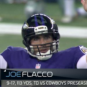 NFL Now What'd We Learn: Ravens vs. Cowboys