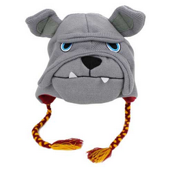 A Bulldog Hat