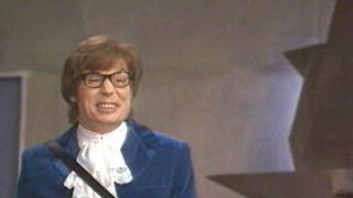Austin Powers: International Man Of Mystery (Trailer 1)
