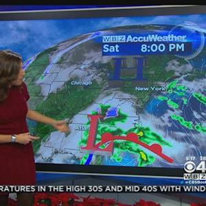 WBZ AccuWeather Morning Forecast For Dec.18