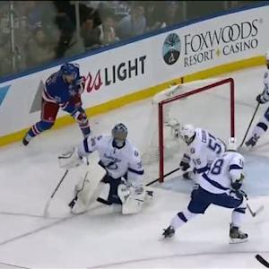 Stepan banks in a PPG off Coburn's leg
