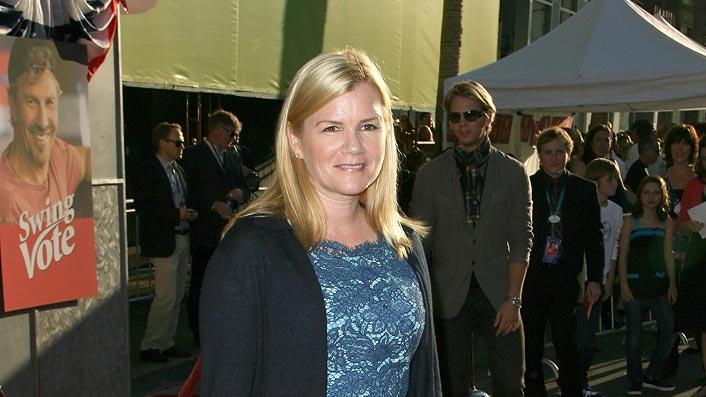 Swing Vote LA Premiere 2008 Mare Winningham
