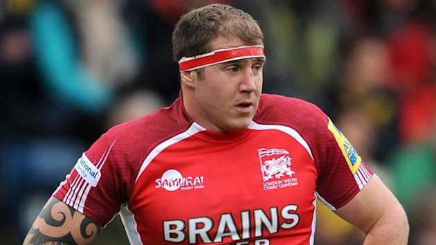 Neil Briggs, London Welsh