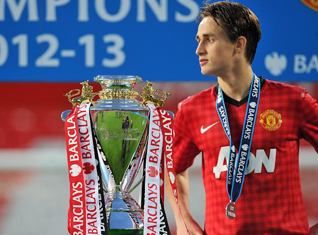 Soccer - Adnan Januzaj File Photo