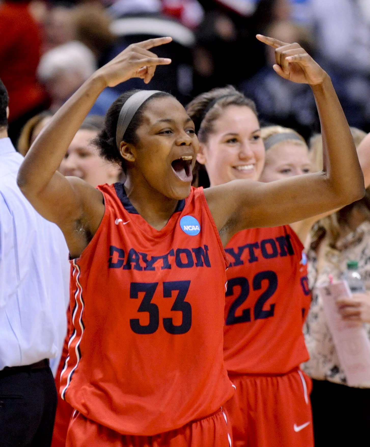 Seventh-seed Dayton beats Louisville 82-66