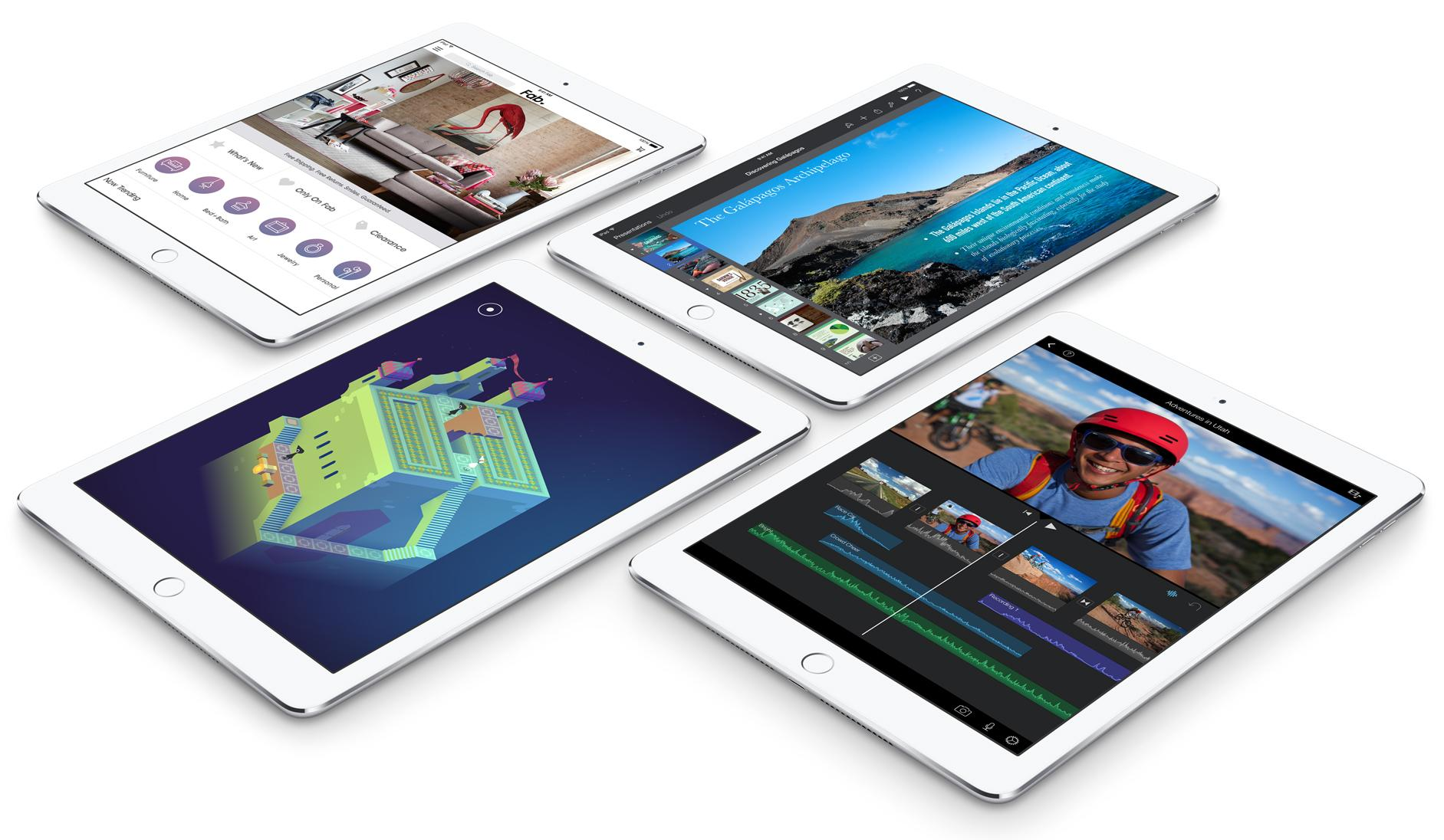 New leak reveals how gigantic the 12-inch iPad may be compared to the iPad Air 2