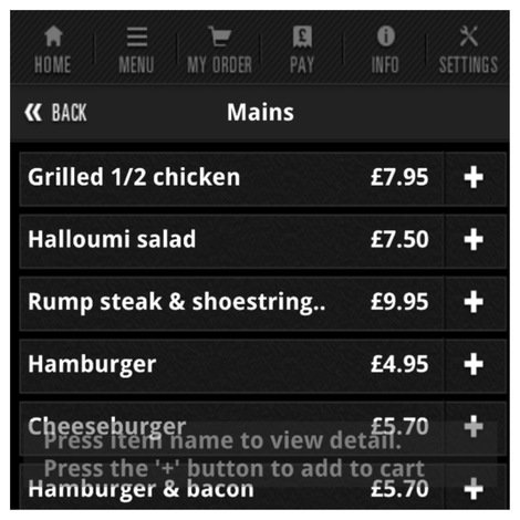 Grillshack takes fast food to a new level with burger and chips by APP