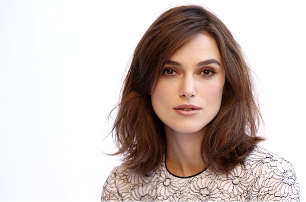 "In this Tuesday, Nov. 13, 2012 photo, actress Keira Knightley, from the film ""Anna Karenina,"" poses for a portrait in Los Angeles. Director Joe Wright gives the costume drama a modern spirit and the r"