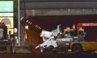 Japan Tunnel Collapse: Safety Checks 'Inadequate'