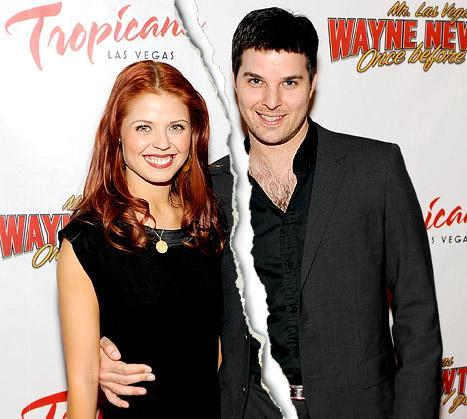 Dancing With the Stars: Anna Trebunskaya and Jonathan Roberts Divorcing After 9 Years
