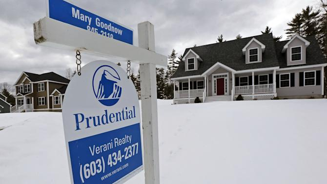 US home prices up 9.3 pct., most in nearly 7 years