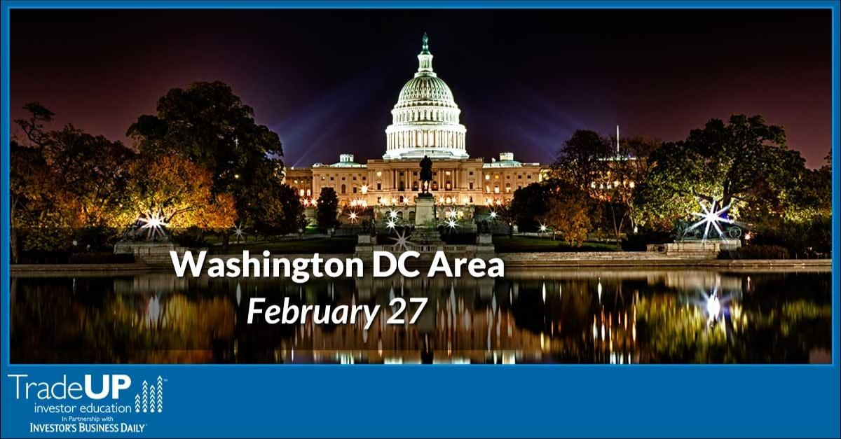 Free Workshop in Washington DC Area, Feb. 27!