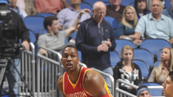 James Harden scores 31, Rockets down Magic 101-89
