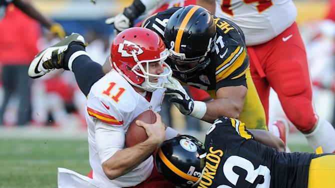 Cam Heyward embraces leadership role with Steelers