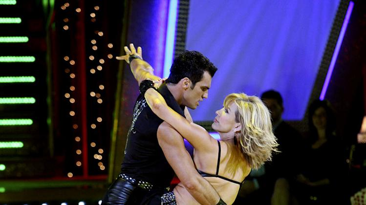 Their fourth dance in the 4th season of dancing with the stars