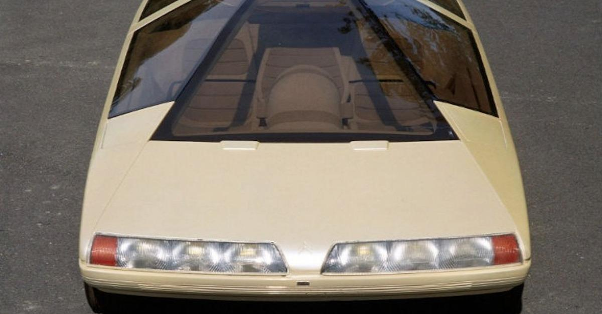 12 Crazy Car Designs Made With A Blank Check