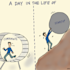 A Day in the Life of: Corporate vs. Startup