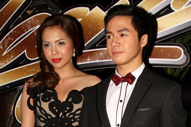 Julia Montes and Sam Concepcion