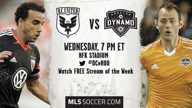 DC United vs. Houston Dynamo | MLS Match Preview
