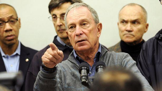 Michael Bloomberg Endorses Obama Because of Climate Change