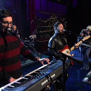 David Letterman - Alt-J: Fitzpleasure