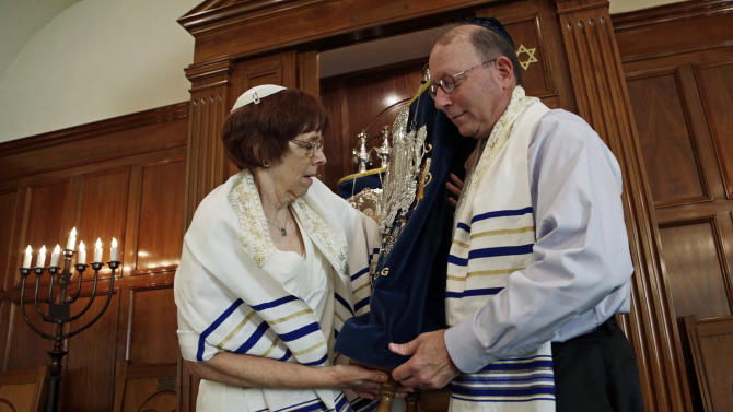 Ala. synagogue revitalized by $1M recruitment plan