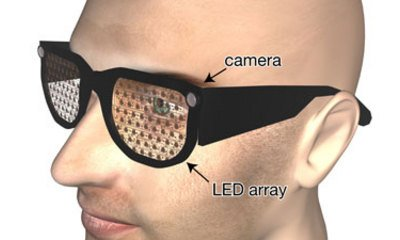 Bionic Eyes Unveiled At Science Exhibition