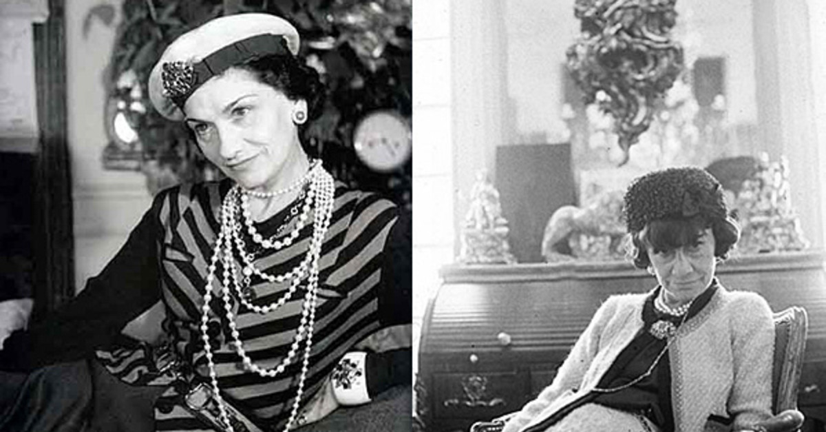 10 Great Coco Chanel Quotes