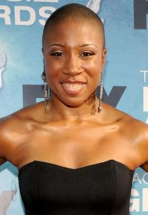 Aisha Hinds  | Photo Credits: Frazer Harrison/Getty Images