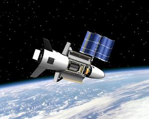 Air Force's Secretive X-37B Space Plane May Land Friday