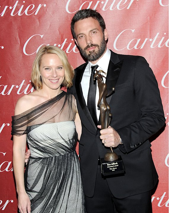 22nd Annual Palm Springs Film Festival 2011 Amy Ryan Ben Affleck