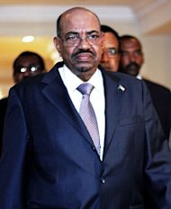 &lt;p&gt;Sudan&#39;s President Omar al-Bashir arrives at a hotel in Addis Ababa. Bashir and his Southern counterpart Salva Kiir met late Tuesday for almost three hours for another round of direct talks alongside the African Union&#39;s chief mediator, former South African president Thabo Mbeki.&lt;/p&gt;