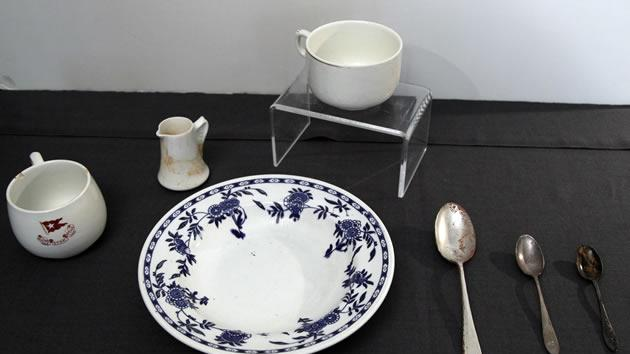 China and Spoons