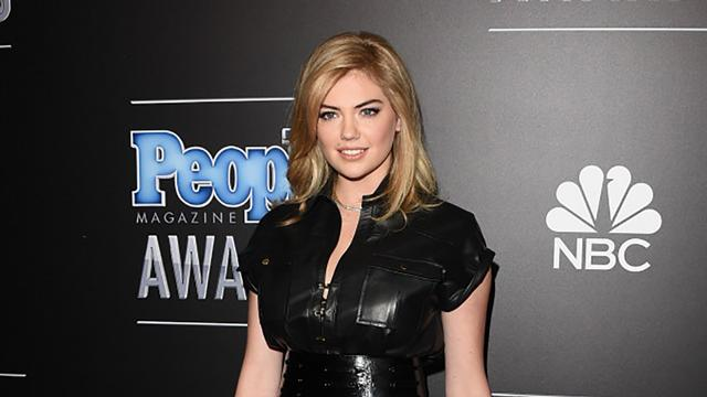 Kate Upton Named People's Sexiest Woman Alive