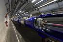 The World's Most Powerful Atom Smasher Restarts With a Big Bang