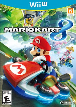 Get Revved Up! Mario Kart 8 for Wii U Boosts Across the Starting Line on May 30