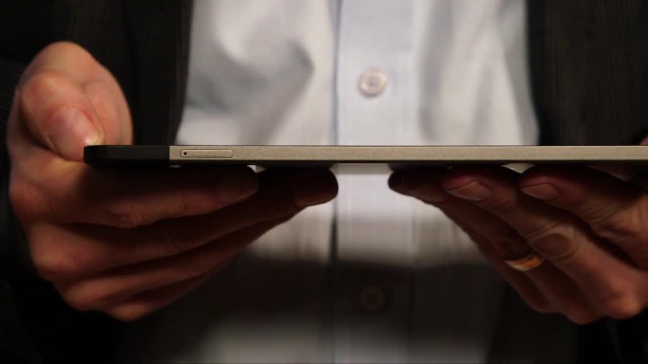 CES 2015: Dell Venue 8 7000 Series Tablet Is The 'World's Thinnest'