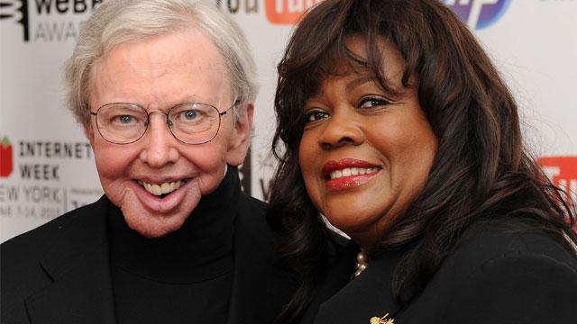 ET FIRST: Roger Ebert's Widow on His Final Days