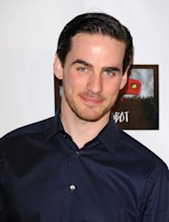 Colin O'Donoghue attends the 7th Annual 'Oscar Wilde: Honoring The Irish In Film' Pre-Academy Awards Event at Bad Robot in Los Angeles on February 23, 2012  -- Getty Premium