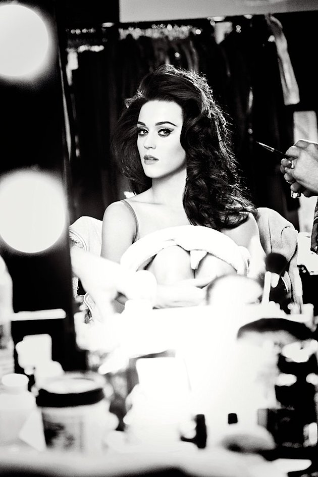 Katy Perry for ghd