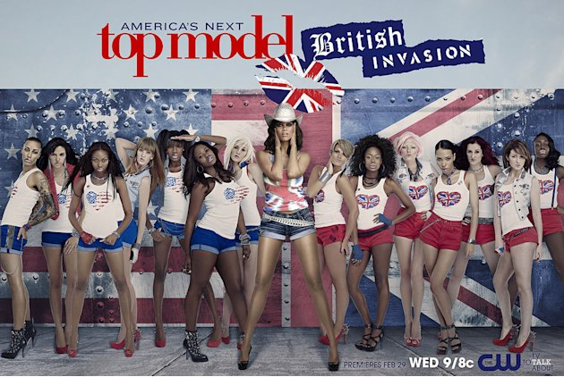 "The cast of Cycle 18 of ""America's Next Top Model."""