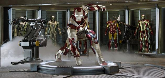Iron Man from 'Iron Man 3'