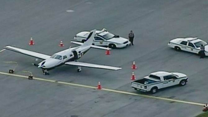 No Charges for Pilot After Passenger Plummeted From Plane