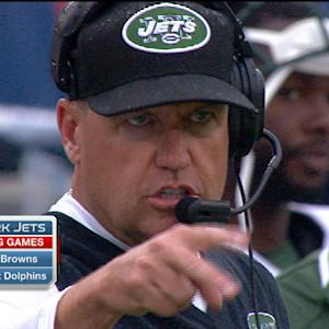 Is New York Jets head coach Rex Ryan fighting for his job?